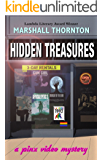 Hidden Treasures (Pinx Video Mysteries Book 2)