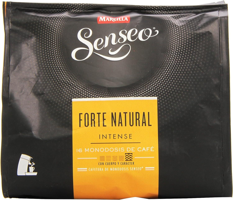 Marcilla Café Senseo Natural - 16 unidades: Amazon.es ...