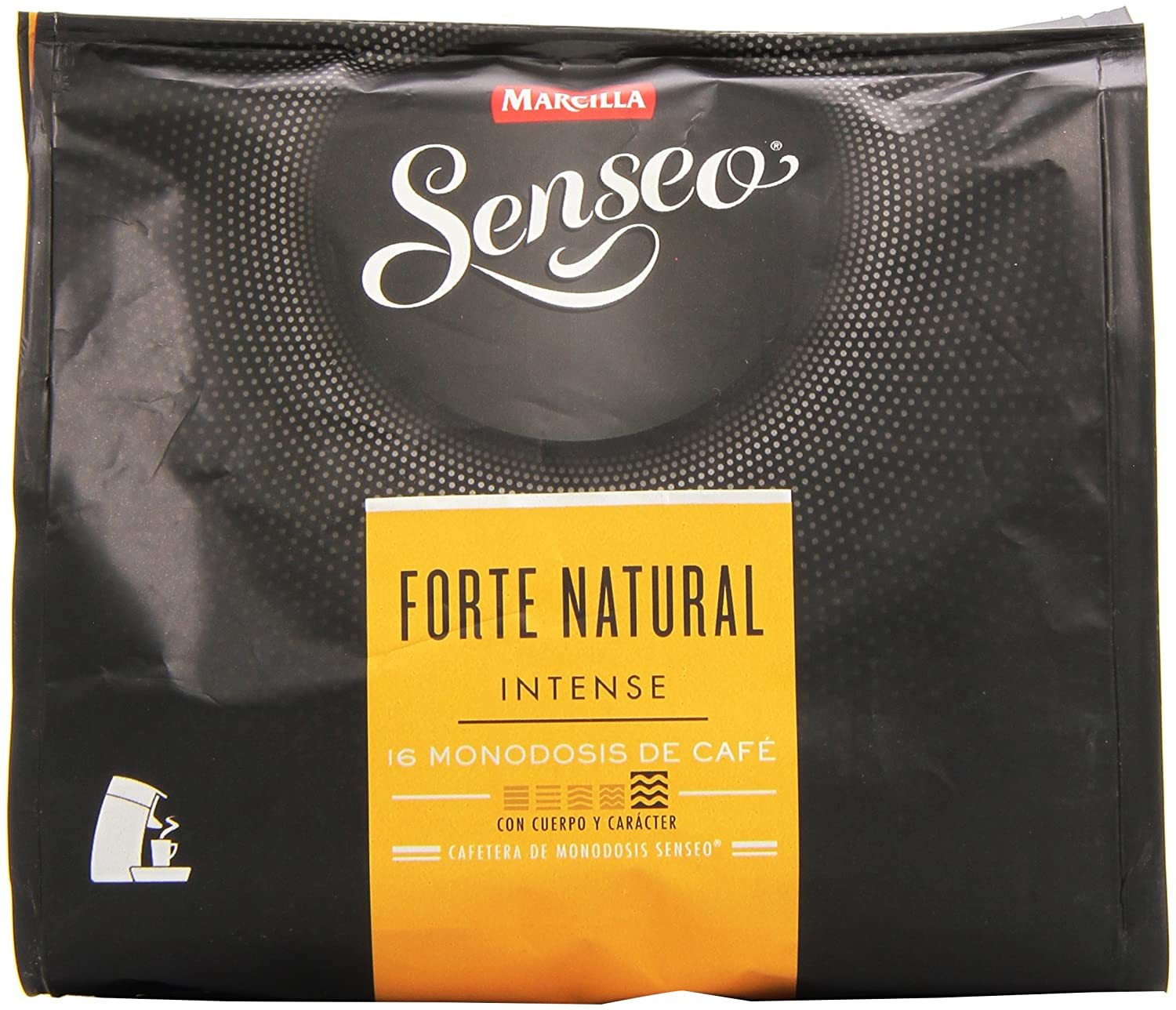 Marcilla Café Senseo Natural - 16 unidades: Amazon.es ...