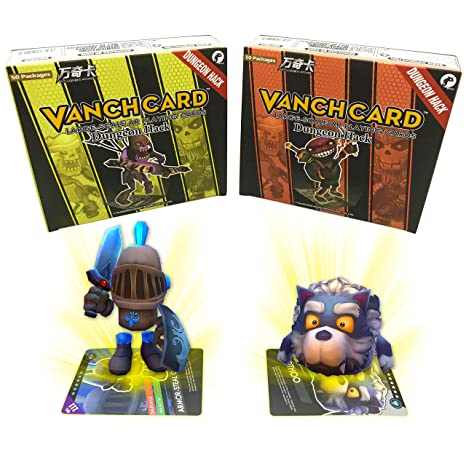 Vanchcard - Large Scale AR Playing Cards