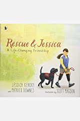 Rescue and Jessica: A Life-Changing Friendship Paperback