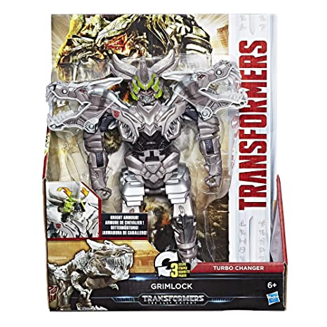 Transformers Armor Turbo Changer, 21 cm (Hasbro C0886EU40)