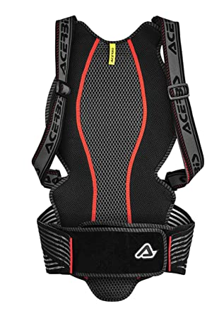 b320aaf2 Acerbis 0017172.323.067 Comfort Protector de espalda: Amazon.es: Coche y  moto