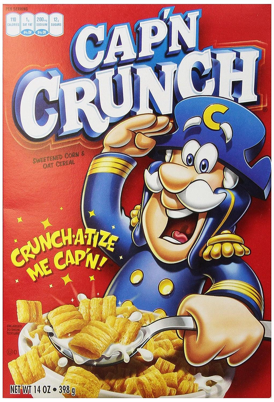 cereales capn crunch