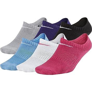 Nike Y NK Everyday LTWT NS 6PR - Calcetines, Unisex Infantil: Amazon.es: Deportes y aire libre