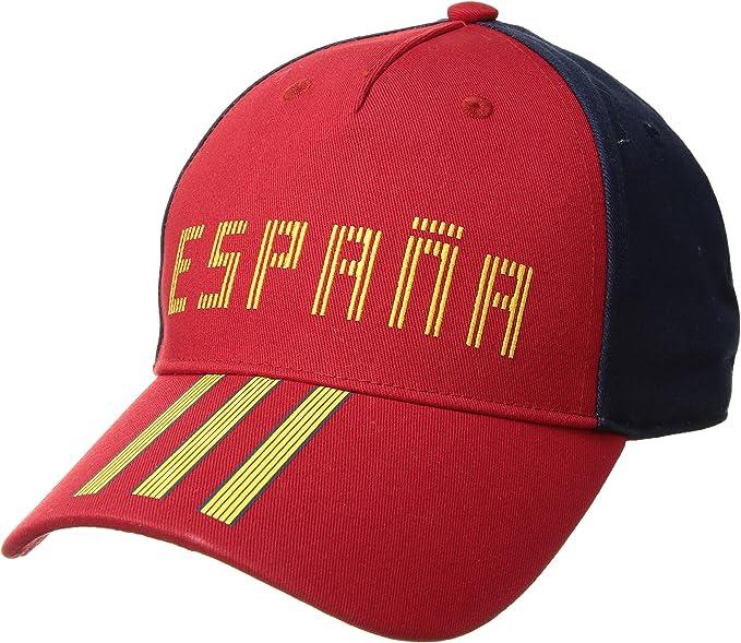 adidas Country Fashion Gorra España - S1815LHWC006CA, Scarlet/Collegiate Navy/Bold Gold: Amazon.es: Deportes y aire libre