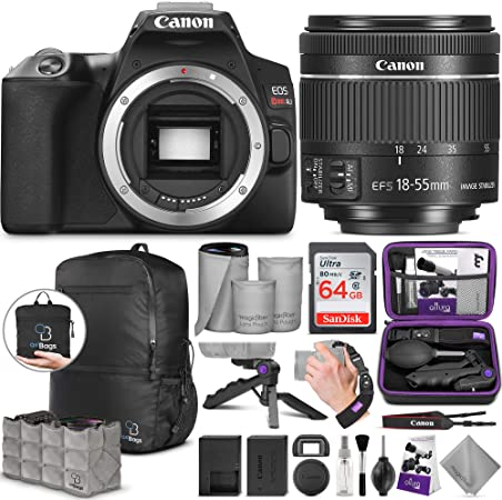 Canon Canon EOS Rebel SL3 product image 11