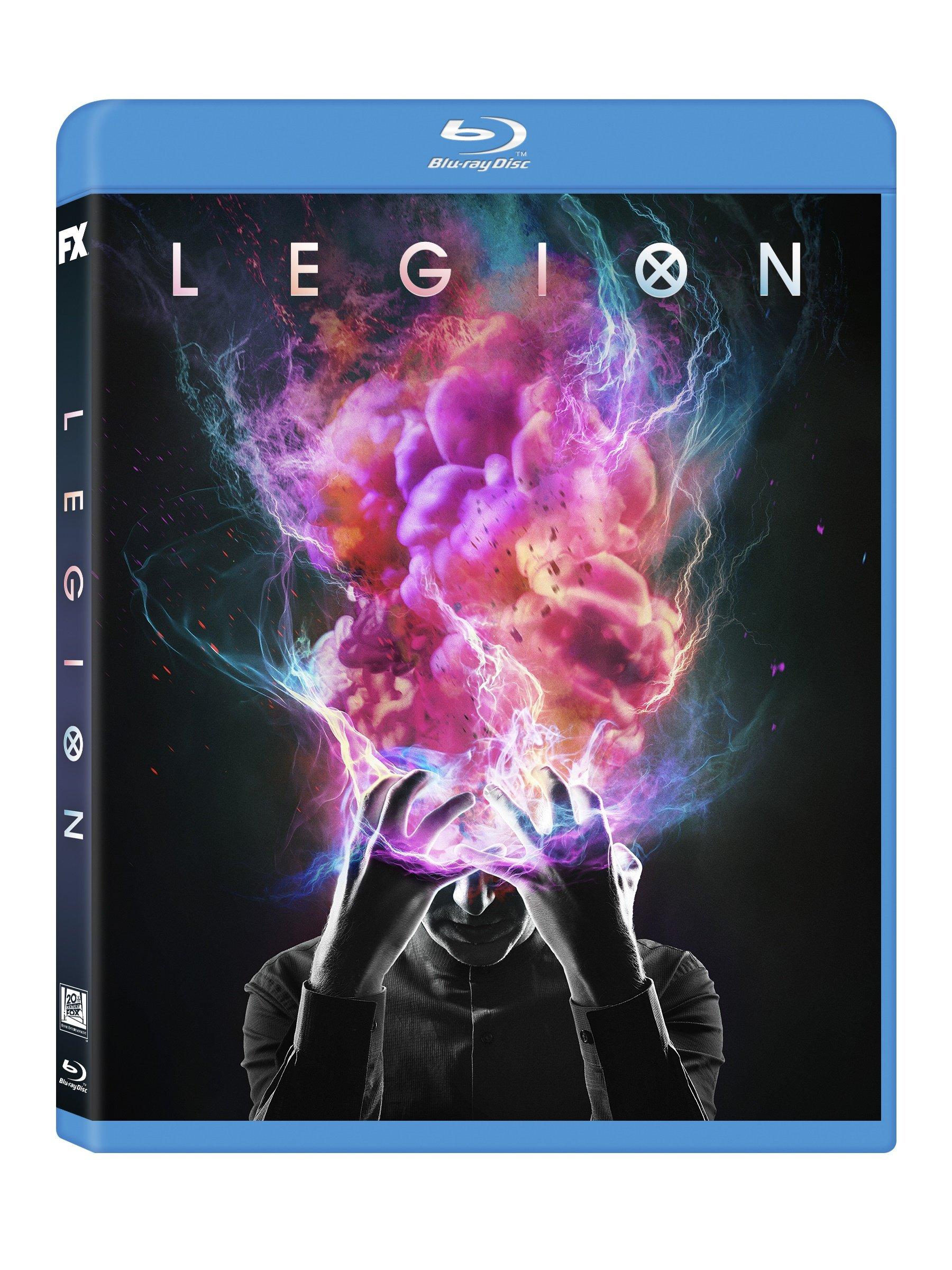 Blu-ray : Legion: Season 1 (2 Pack, 2PC)