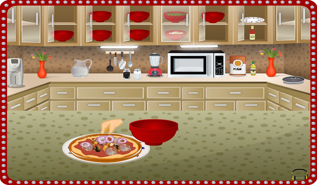jeux de cuisine de pizza appstore for android. Black Bedroom Furniture Sets. Home Design Ideas
