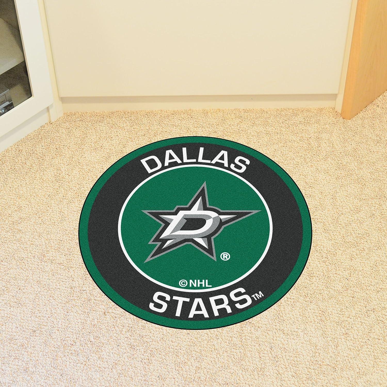 FANMATS 18870 NHL Dallas Stars Roundel Mat