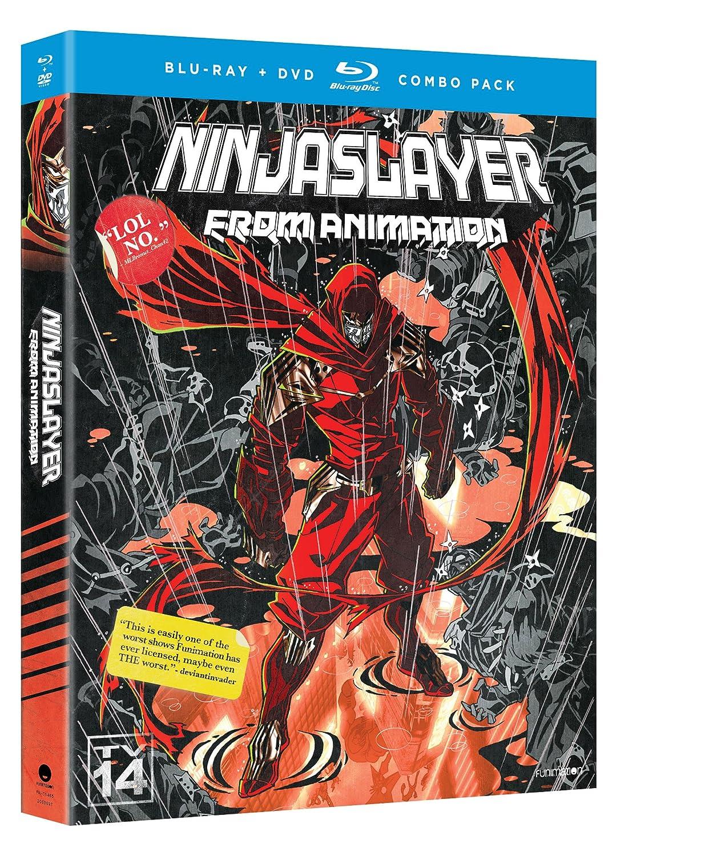 Ninja Slayer - Complete Series 4 Blu-Ray Edizione: Stati ...