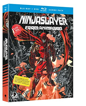 Amazon.com: Ninja Slayer: The Complete Series [Blu-ray ...
