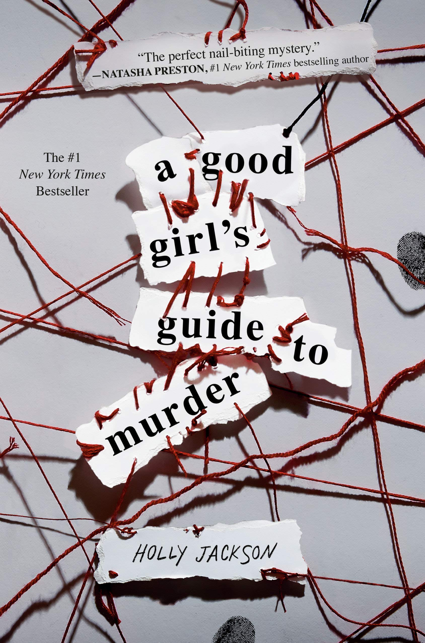 A Good Girl's Guide to Murder: Amazon.ca: Jackson, Holly: Books