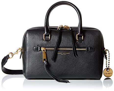 cb2feb51ee39 Amazon.com  Marc Jacobs Recruit Bauletto Handbag