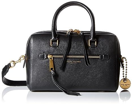12b1d370c1e8 Amazon.com  Marc Jacobs Recruit Bauletto Handbag