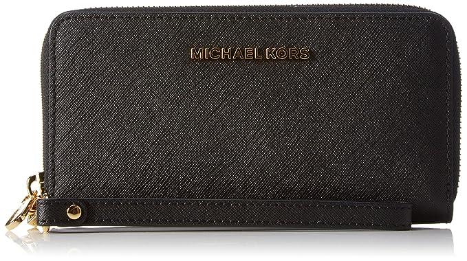 Michael Kors Travel Large Smartphone Wristlet - Borsa a Mano Donna ... 70dc732777a