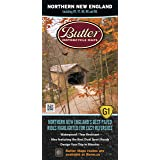 Butler Maps Northern New England Motorcycle Map