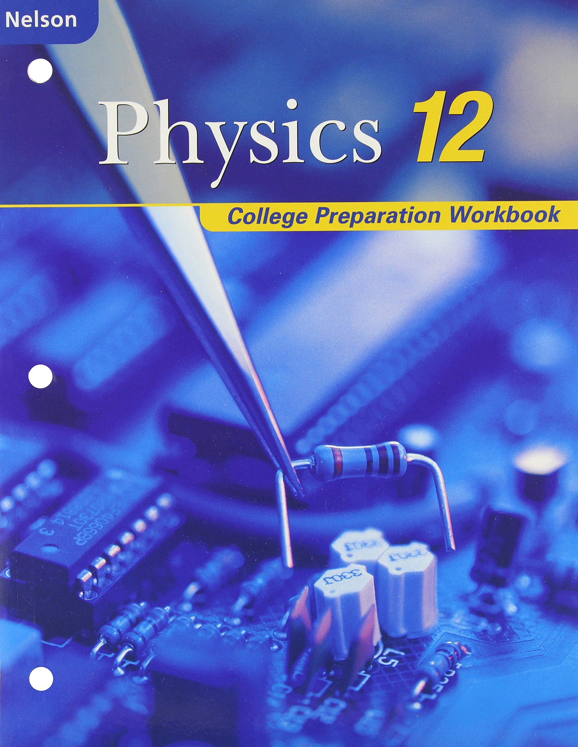 Nelson Physics 12: College Preparation: Workbook: Alan Hirsch