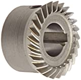 Boston Gear SH302-G Spiral Bevel Gear, 2:1