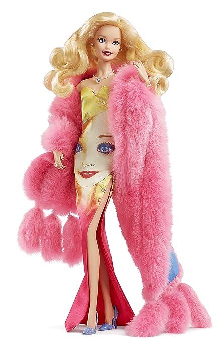 2 opinioni per Barbie DWF57- Andy Warhol Bambola da Collezione