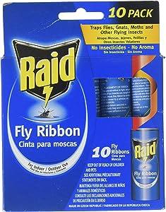 Raid FR10-RAID Raid® Fly/Bug Catcher 10 Count