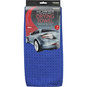 Viking Car Care Waffle Drying - Best Towel Brands
