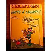 Gaston, Tome 15 : Gaffe à Lagaffe !