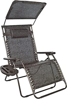 Medium image of bliss hammocks amz 435bjr xxl gravity free recliner zero