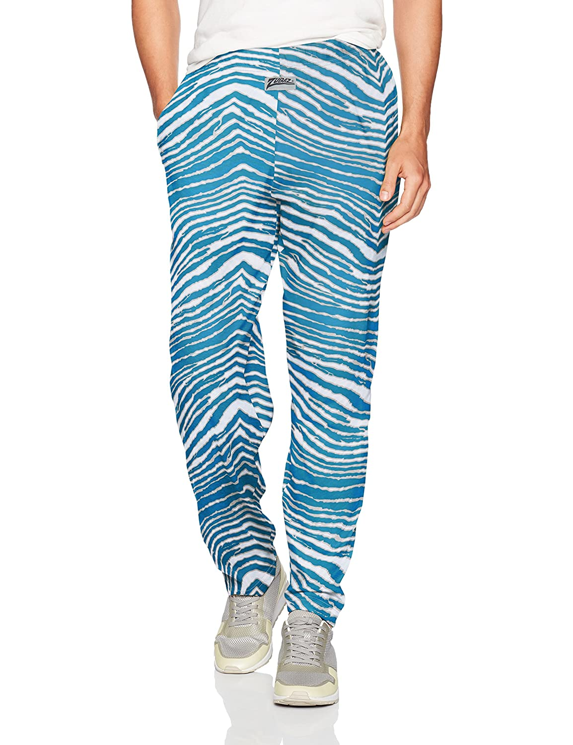 Zubaz Mens Classic Printed Lounge Pants