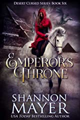 Emperor's Throne (The Desert Cursed Series Book 6) Kindle Edition