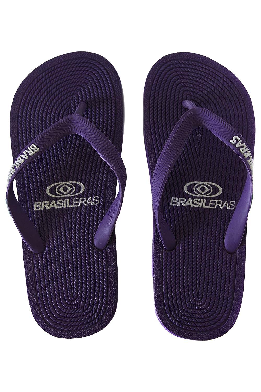 Brasileras Alpargatas Basic Chanclas Unisex Adulto Morado (Purple) 37/38 EU U3ROP021