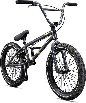 Mongoose Legion L60 Rueda de 20 Pulgadas Freestyle Bicicleta, Hombre, M41308M10OS, Negro, One Size/20: Amazon.es: Deportes y aire libre