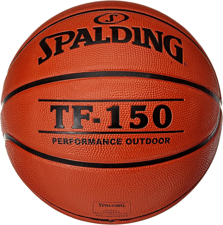 Spalding Dbb Tf150 Basketball Ball Mixte
