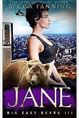 Jane (Big Easy Bears Book 3)