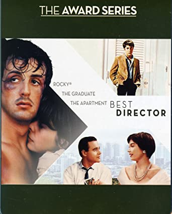 The Award Series Best Director_ Rocky -The Graduate - The Apartment