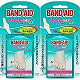 【まとめ買い】BAND-AID(バンドエイド) タコ・ウオノメ保護用 足の指用 8枚×2個