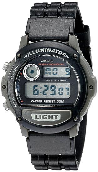 9196ef1b1275 Casio Illuminator - Reloj (Resina