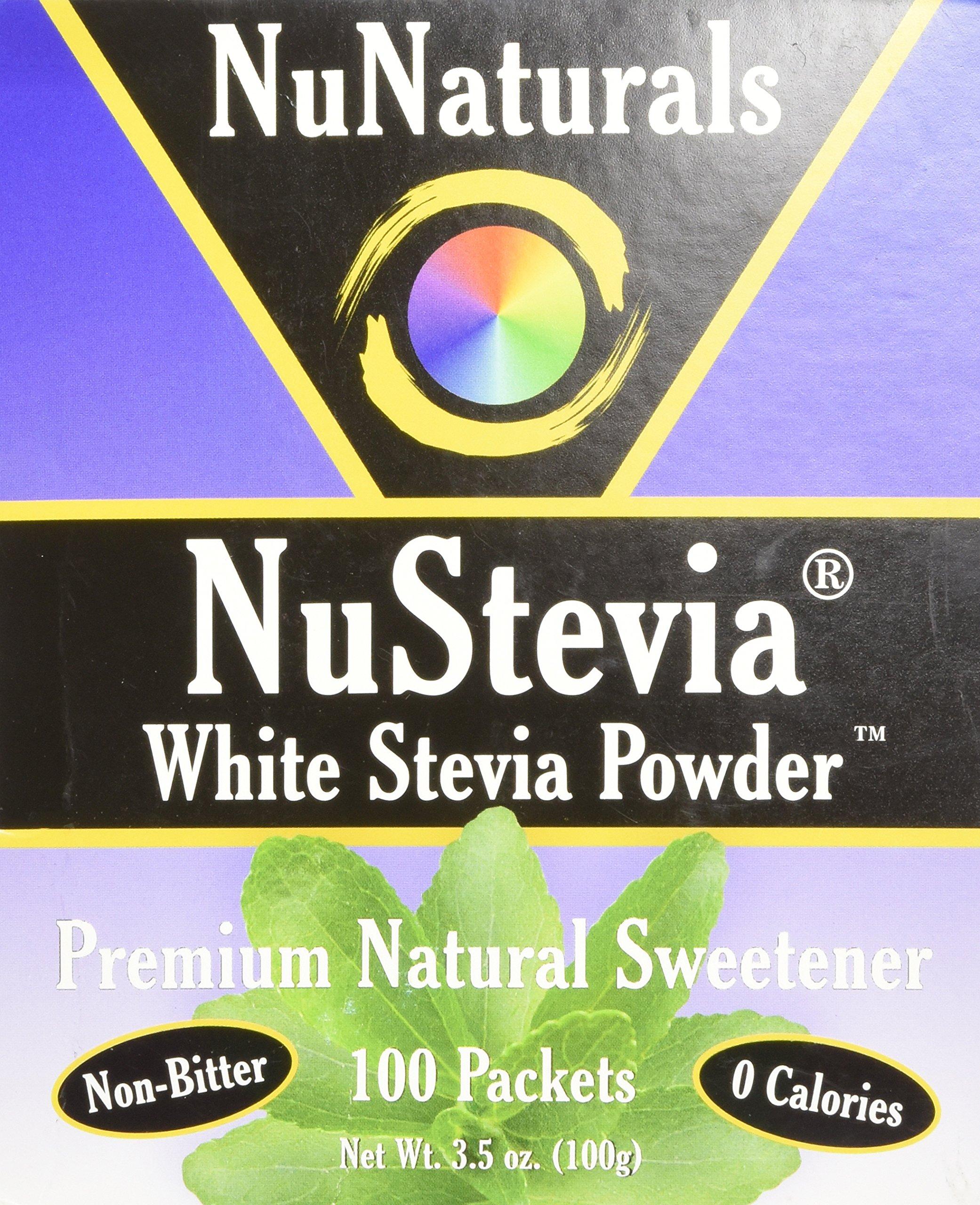 NuNaturals NuStevia White Stevia Powder