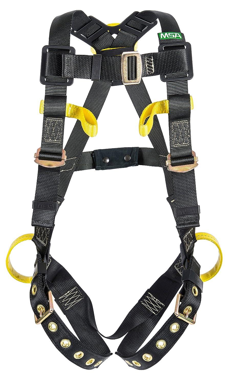 MSA Safety 10162695 - Arnés para hombre de trabajo, diseño de ...