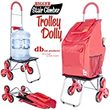 Trolley Dolly Stair Climber