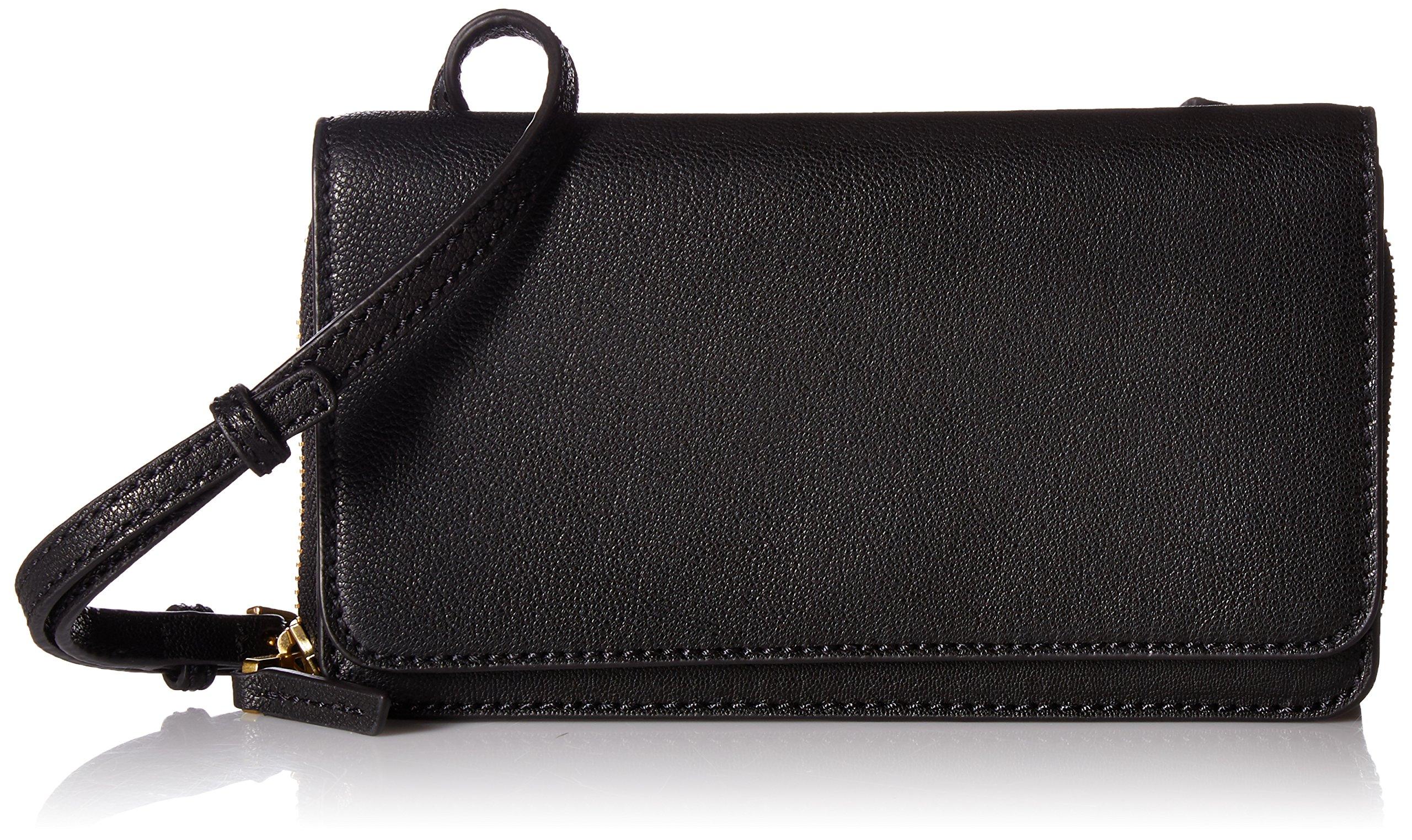 BRYNN MINI BAG BLACK Wallet, BLACK, One Size