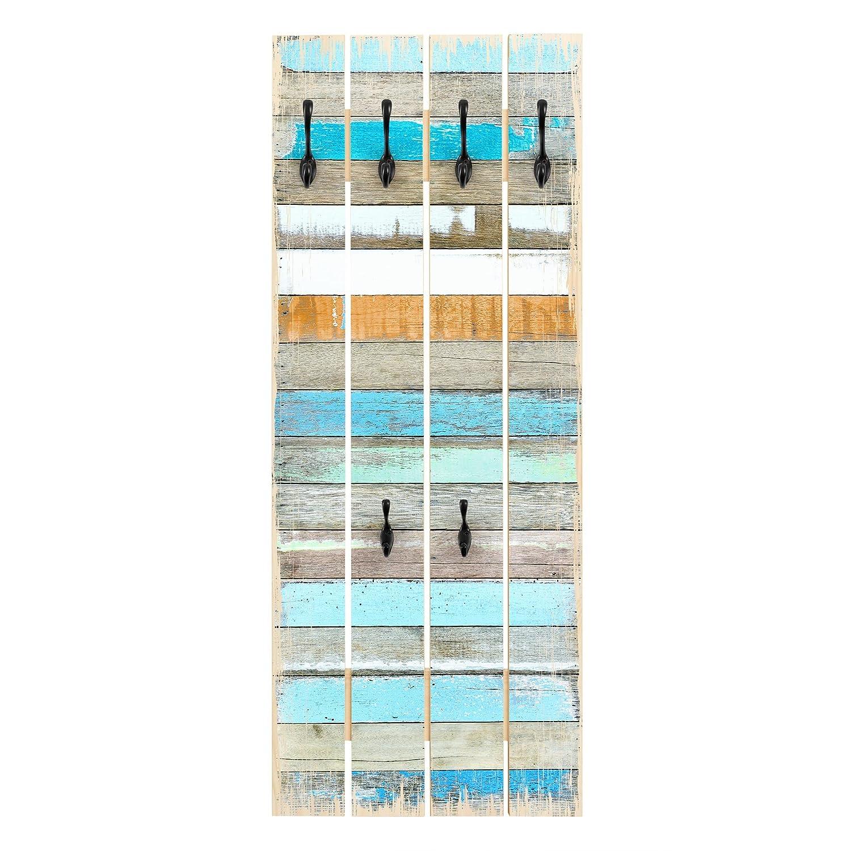 Bilderwelten Perchero de Madera - Shelves of The Sea ...