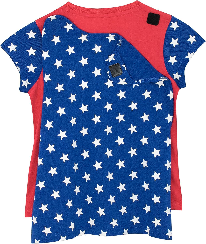 Wonder Woman - Camiseta para niñas - Mujer Maravilla: Amazon.es ...