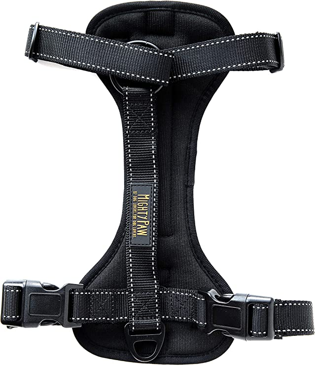 Mighty Paw Car Dog Harness - Best Multipurpose Harness