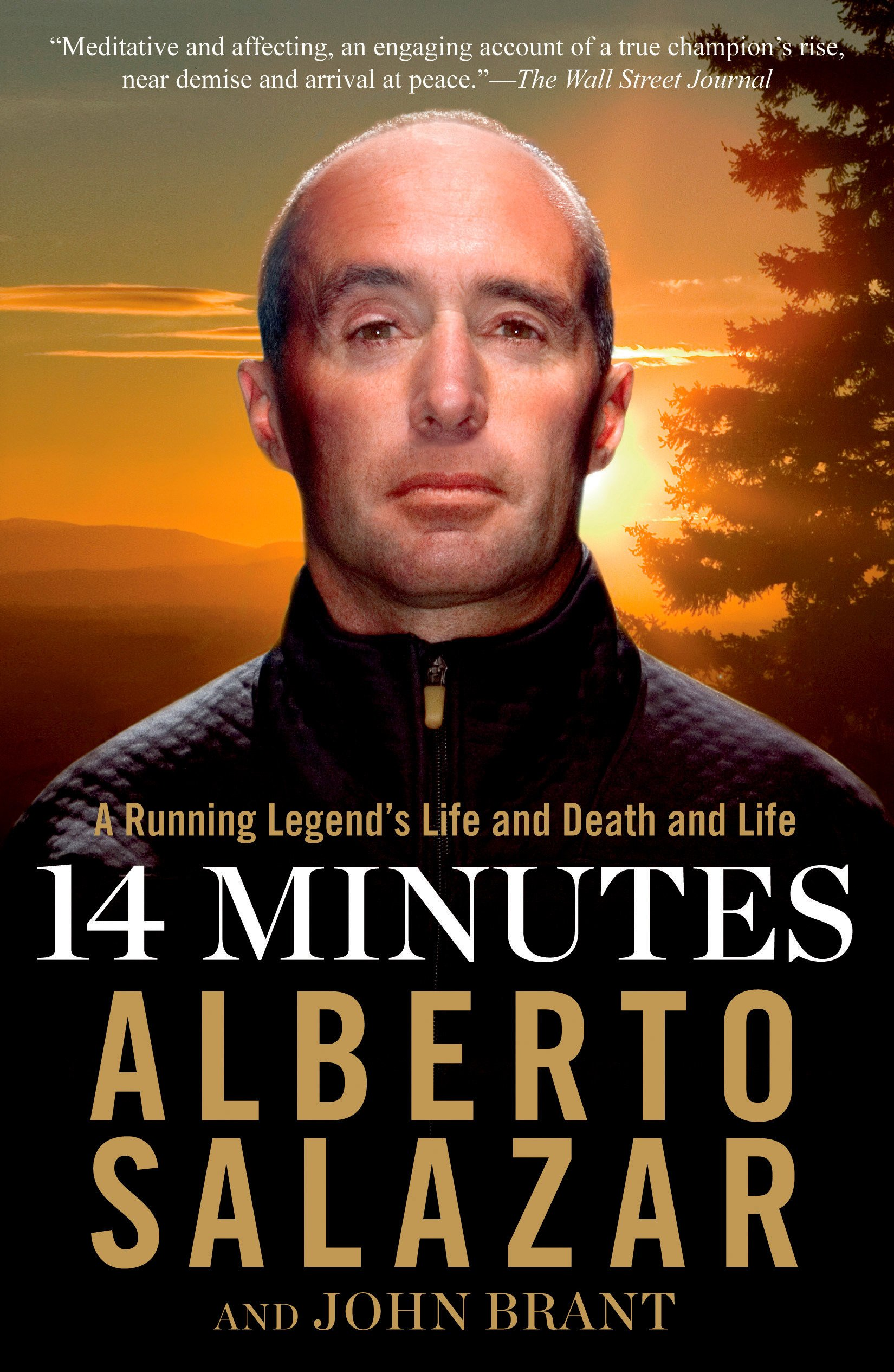 14 Minutes A Running Legends Life And Death And Life Livros Na