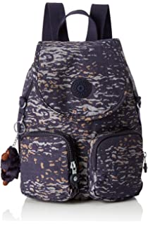 Kipling Firefly Up Medium Backpack Water Camo