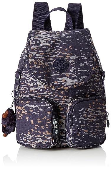 Kipling Firefly Up Medium Backpack Water Camo