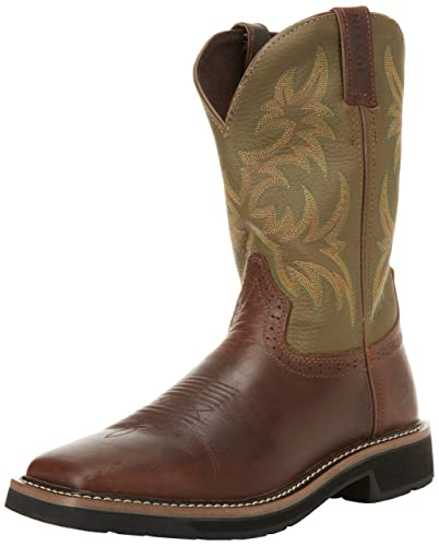Justin Boots Stampede Collect WK4688 (Men's) 0O5roauMS
