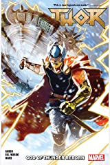 Thor Vol. 1: God Of Thunder Reborn (Thor (2018-2019)) Kindle Edition