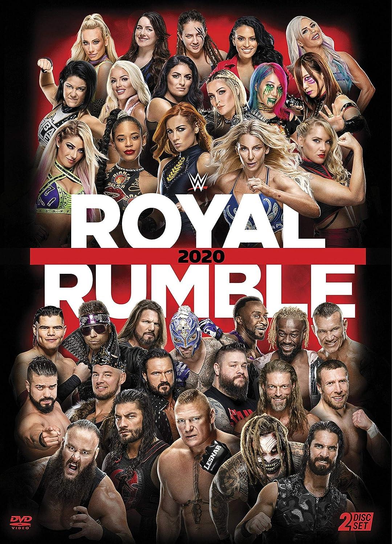 Wwe: Royal Rumble 2020 2 Dvd Edizione: Stati Uniti Italia: Amazon.es: Cine y Series TV